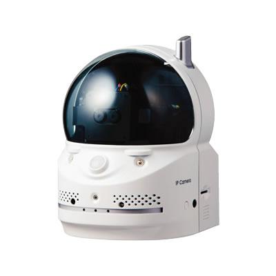 オールインワン フルHD IPネットワークカメラ IPC-07FHD-T(温度計無しモデル)