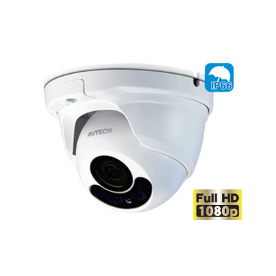 HD-TVI防雨型赤外線付210万画素カメラ ITC-DG207