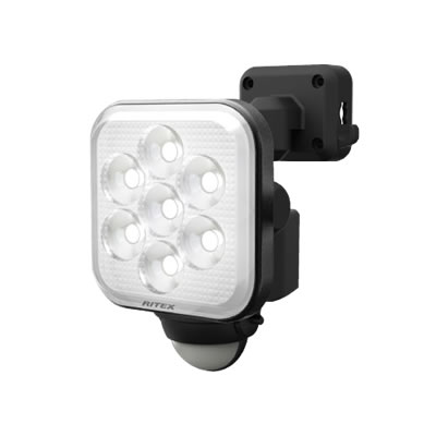 11W×1灯 フリーアーム式LEDセンサーライト LED-AC1011