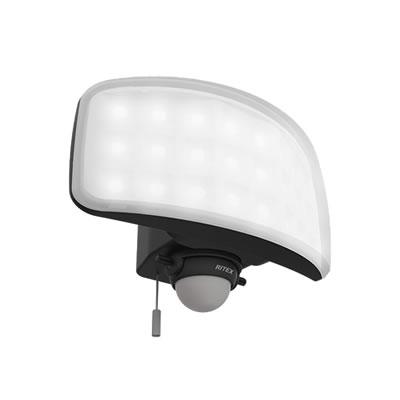 27Wワイド フリーアーム式 LEDセンサーライト LED-AC1027
