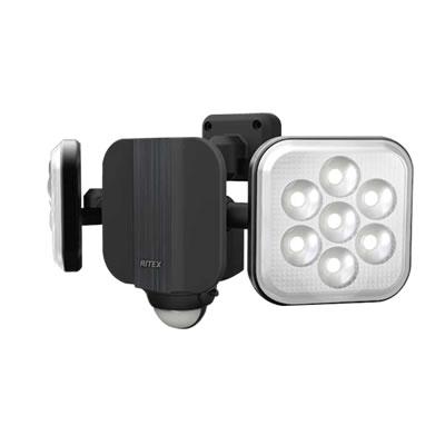 11W×2灯 フリーアーム式LEDセンサーライト LED-AC2022