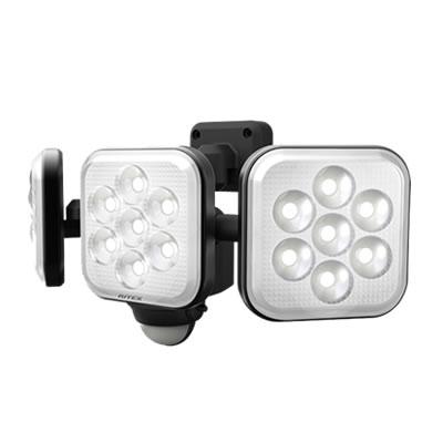 8W×3灯 フリーアーム式LEDセンサーライト LED-AC3024