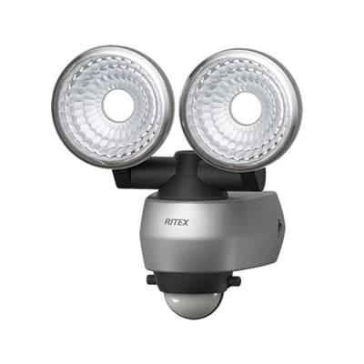 7.5W×2灯 LEDセンサーライト LED-AC315