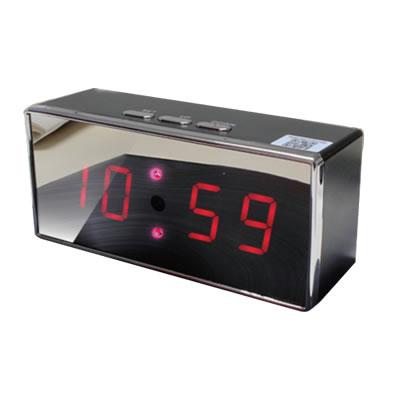 Wi-Fi対応置時計型ビデオカメラ IR-Clock09
