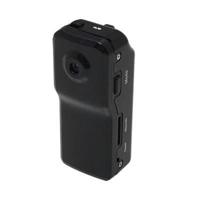 ウェアラブルミニDVカメラ Mini-DV9