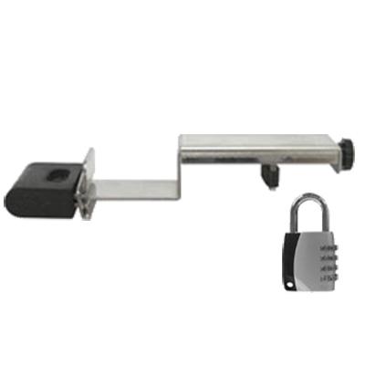 ドアジョイナー+ABUS符号錠(ダイヤル錠)セット
