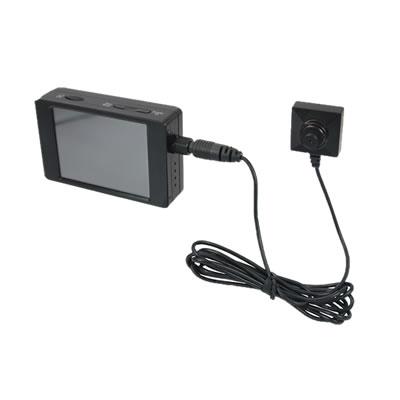 Wi-Fi機能搭載 特殊監視カメラ&液晶タッチパネルレコ−ダ−セット PMC-7S