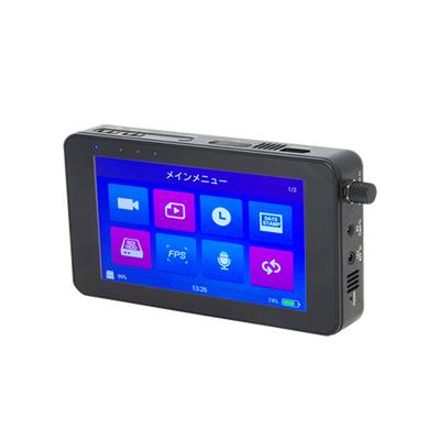 1TBHDD搭載 デジタルI/F採用 高画質モバイルレコーダー PS-3000