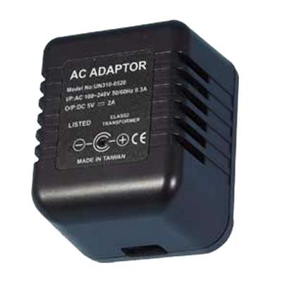 ACアダプター型FHD1080p対応ビデオカメラ