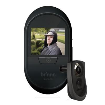 玄関ドア防犯カメラ ルスカII