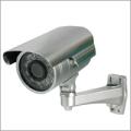 赤外線投光器内蔵デイナイトバリフォーカルカラーCCDカメラ