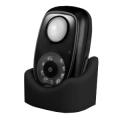 人感センサー搭載 暗視対応ワイヤレス防犯カメラ