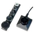 ネジ・ボタン型高画質CCDカメラ SVR-41Ni