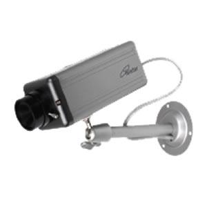屋内用 ボックス型ダミーカメラ  ステッカー付 TD-1500