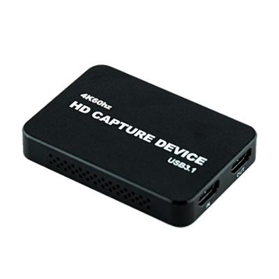 小型キャプチャーデバイス STREAM MASTER PRO TSMLIVE-4KPRO