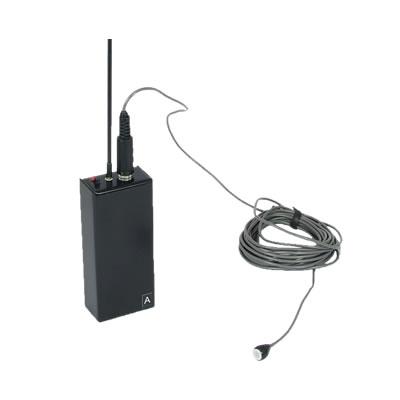 UHF会話用発信機ケーブルマイクタイプ ULX-40L