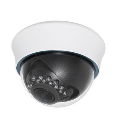 220万画素Wi-Fi対応屋内赤外線付ドーム型IPカメラ ホワイト色 WTW-EGDR22WHE2