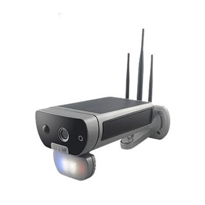 265万画素警報装置搭載Wi-Fiソーラーカメラ 鉄カブトPRO WTW-IPWS1128