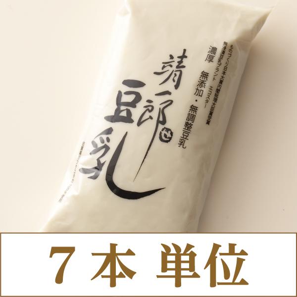 靖一郎豆乳 7本