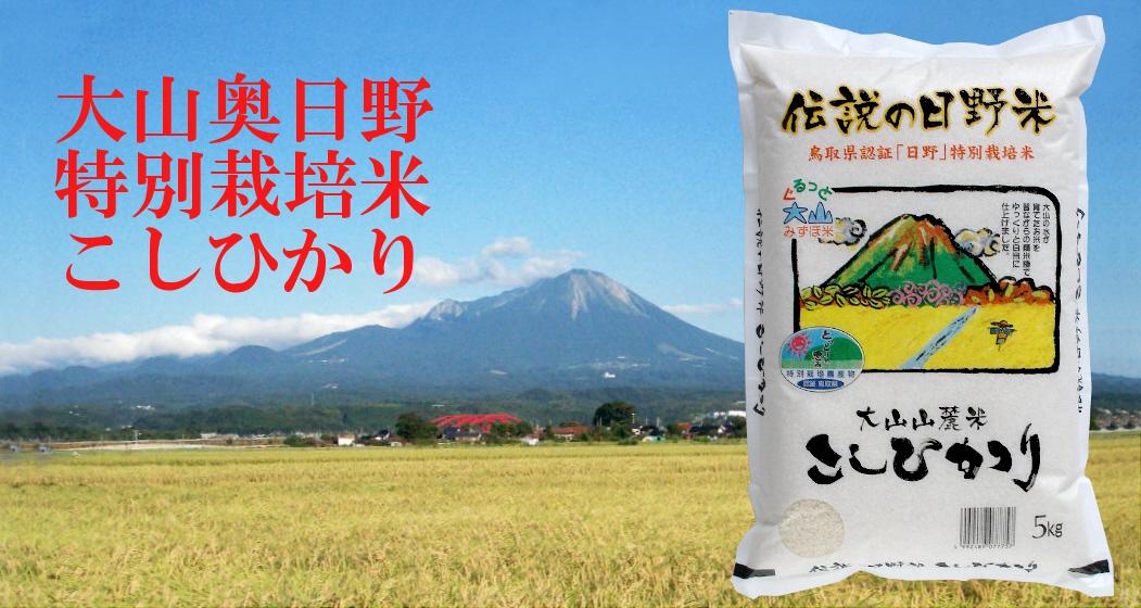 伝説の日野米5kg