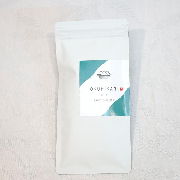 かぶせ茶:おくひかり 2021年春摘み シングルオリジン メール便可 50g   宇治かぶせ茶