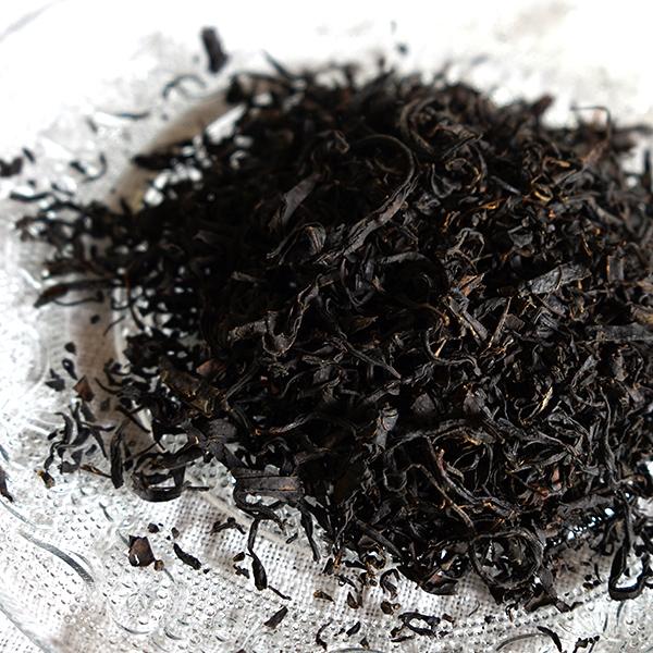 紅茶やぶきたの茶葉