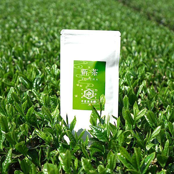 初摘み 新茶 2021年製/50g ※4月下旬より順次発送   被覆期間3日 宇治茶の新茶 メール便「可」