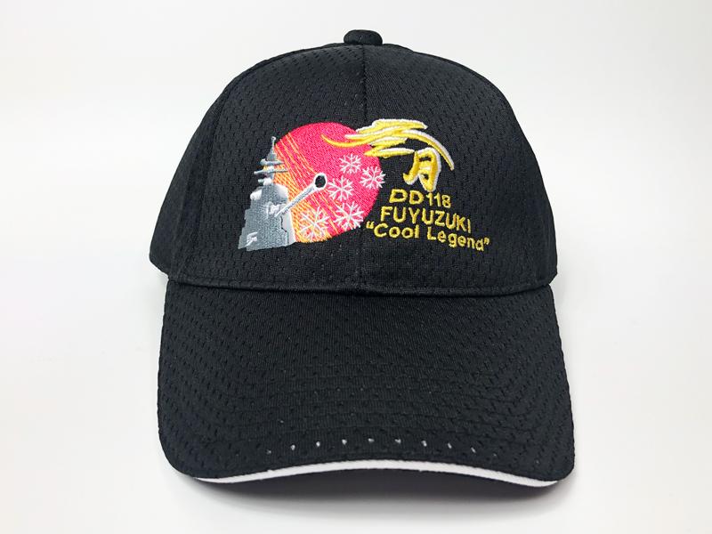 部隊識別帽 ふゆづき