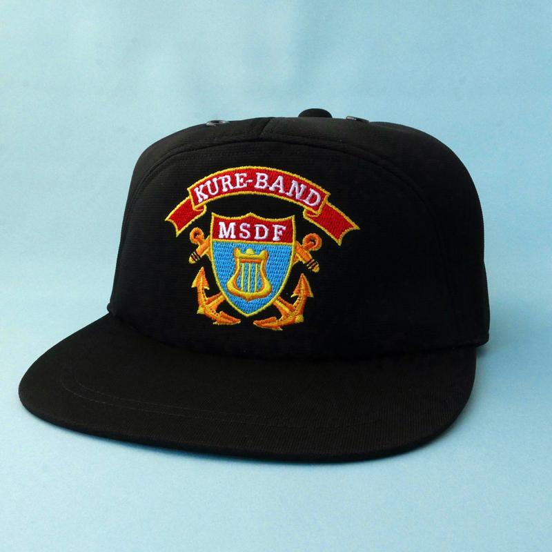呉音楽隊 帽子