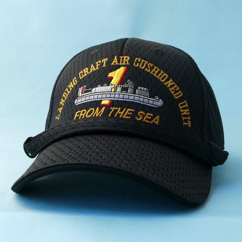 LCAC 部隊識別帽