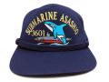 部隊識別帽(練習潜水艦あさしおType1)アゴヒモ付