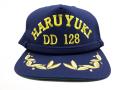 部隊識別帽(護衛艦はるゆき)佐官用
