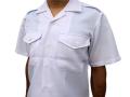【船員服】半袖開襟パイロットシャツ