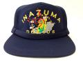部隊識別帽(護衛艦いなづま)Type1・アゴヒモ付