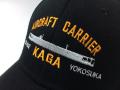 キャップ(大日本帝国海軍 空母加賀)
