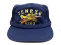 部隊識別帽(訓練支援艦てんりゅう)・アゴヒモ付