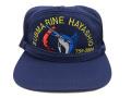 部隊識別帽(TSS-3606練習潜水艦はやしお[退役])一般用・アゴヒモ付