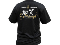 護衛艦かがグッズ(Tシャツ・加賀)黒