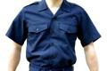 幹部用作業服(夏用) 半袖