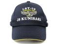 部隊識別帽(輸送艦くにさき[メッシュタイプキャップ仕様])アゴヒモ付