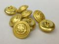 金ボタン(旧海軍[桜にイカリ])小サイズ