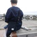 サコッシュTYPE1[HUG-はぐ-]※受注生産(ご注文後約2週間)※