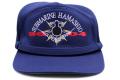 部隊識別帽(練習潜水艦はましお[退役])アゴヒモ付