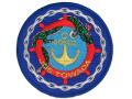 海上自衛隊グッズ(補給艦とわだパッチ)