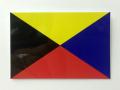 ステッカー(国際信号旗 Z旗)