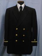 海上自衛隊T100%冬制服上衣のみ【※海上自衛官のみ販売※】【送料無料】