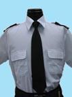 海上自衛隊・ウェーブ用第2種ワイシャツ