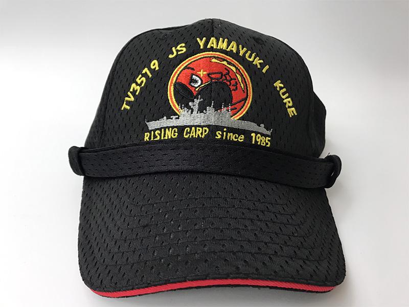 部隊識別帽練習艦やまゆきType2オールメッシュ)・アゴヒモ付