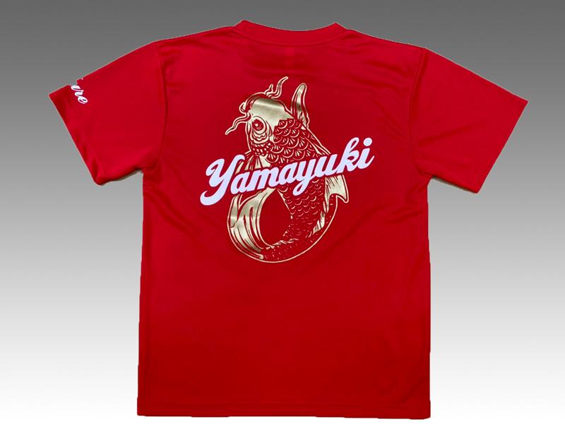 やまゆき Tシャツ