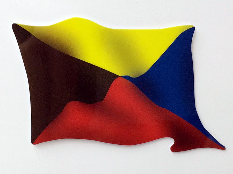 ステッカー[Z旗なびき]